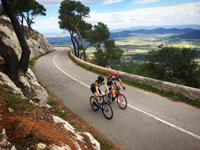 cycling tour of a lifetime in Mallorca