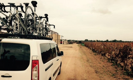 biking trips majorca with guides and vehicle support