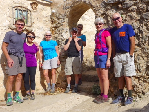 Our guests stories... Hike to Puig de Alaro