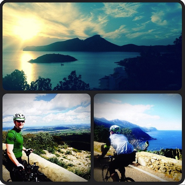 Cycling holidays in Majorca in March