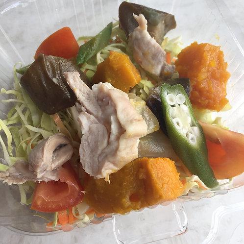 Kyo style marinated salad 京サラダ