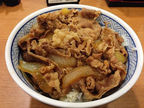 和牛牛丼の具(only cooked meat as Gyudon without rice)