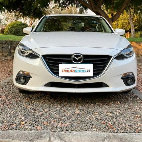 Mazda 3 2.0 Skyactiv-G V 2015