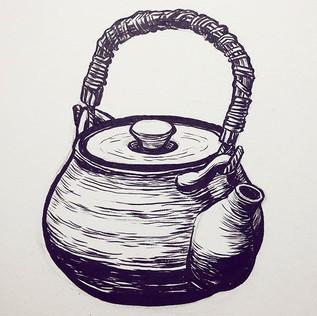 365 teapot madness__#drawing #illustrati