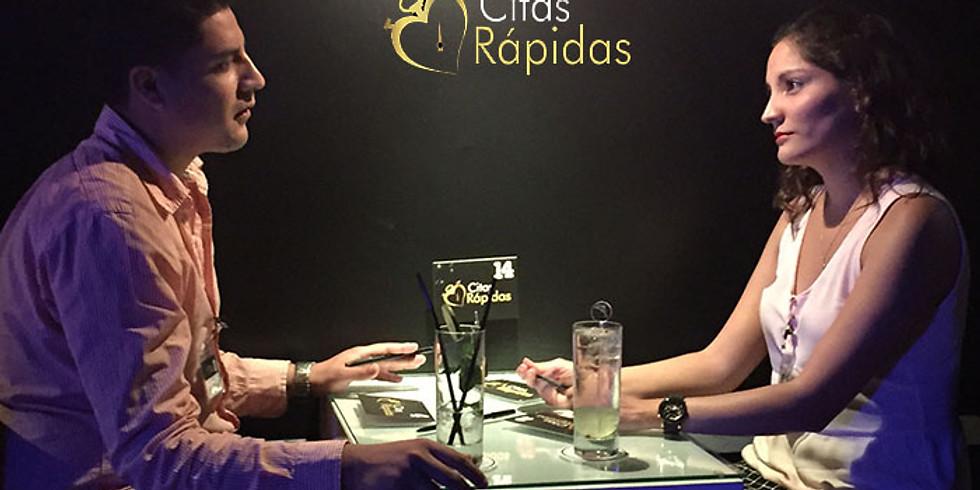 Citas Rápidas VIP - Damas 29-39 -Caballeros 35-45 años