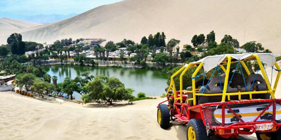 Paseo para Solter@s - Full day Paracas-Ica