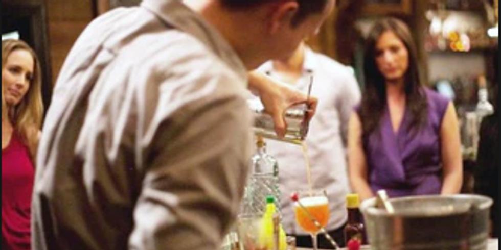Clase de Coctelería y Singles Cocktail