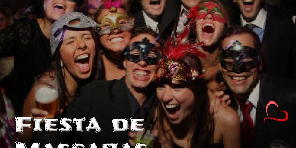 Fiesta de Mascaras para solteros