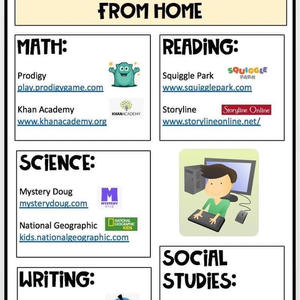 Fun & Free Ways to Learn From Home