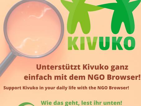 Suchen für die guten Sache! / Let's search for a better world!