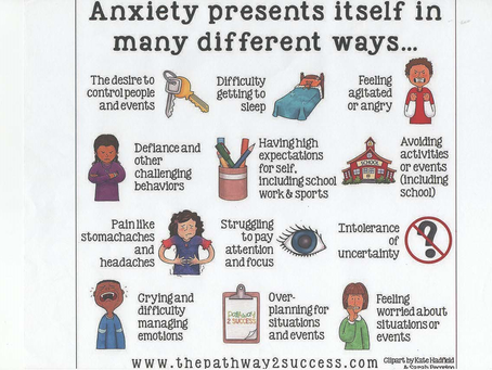 How to Help Your Kids With Their Anxiety During These Stressful Times...