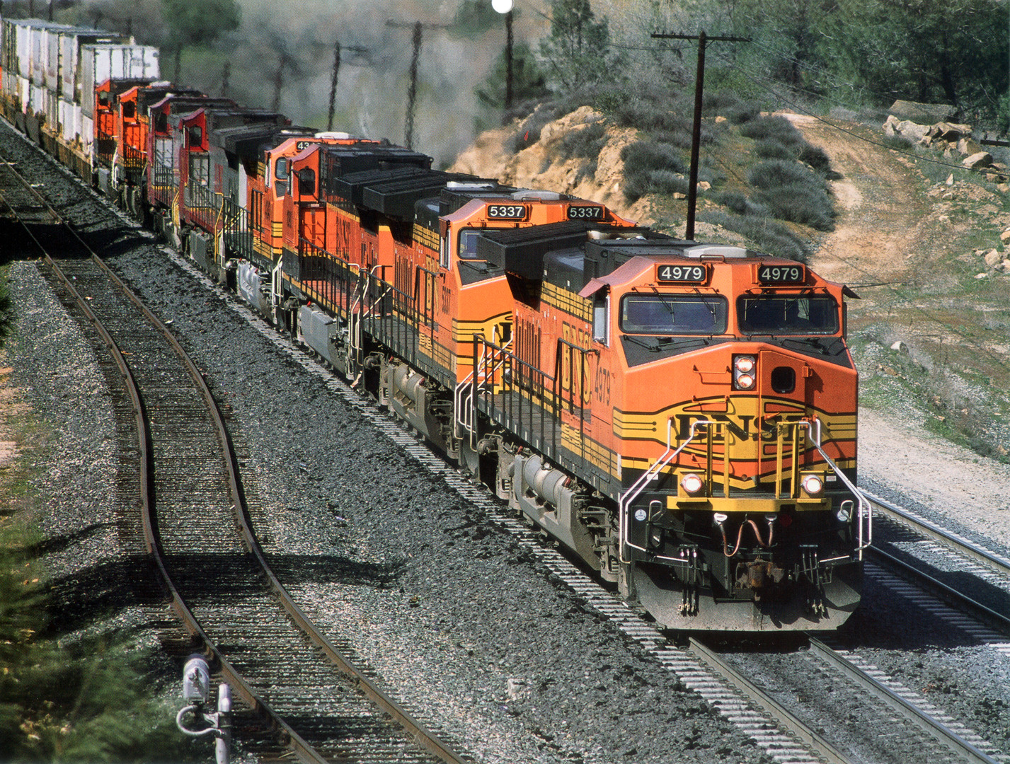 BNSF RAILWAYS