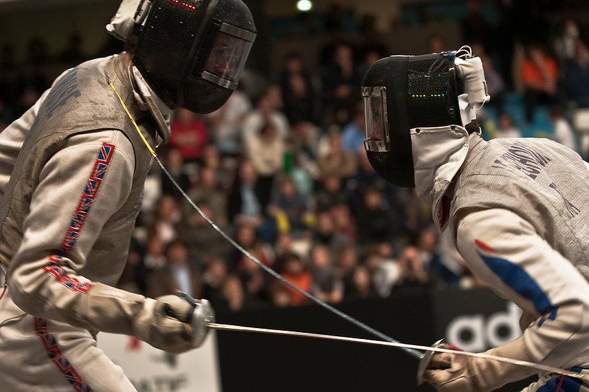 【劍擊規則】劍擊比賽的決一劍是什麼意思?