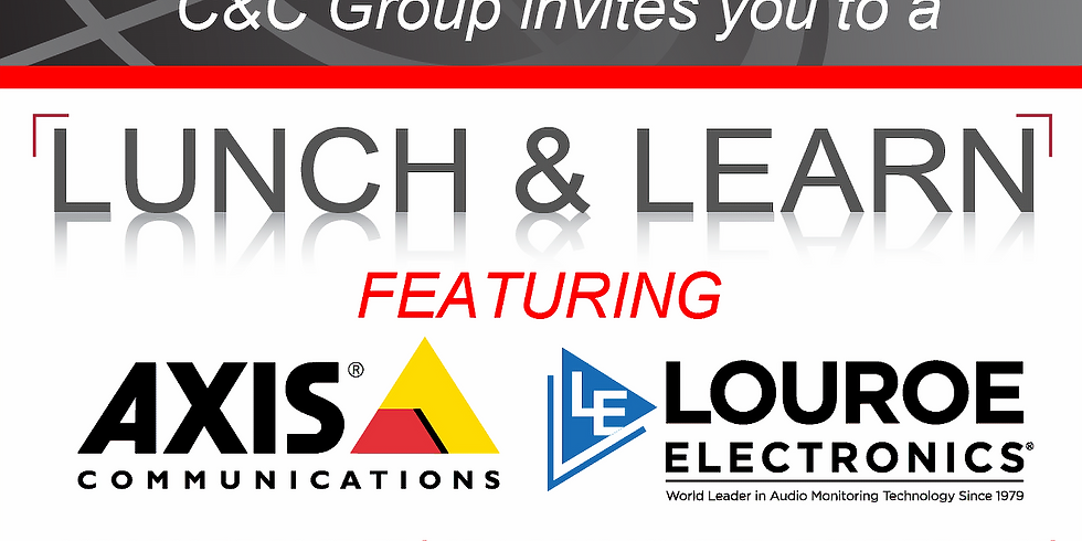 C&C Group LUNCH & LEARN