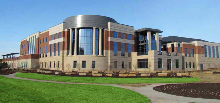 LEAWOOD JUSTICE CENTER