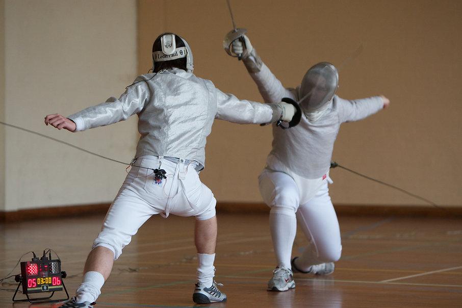 【劍擊訓練班】一對一私人劍擊訓練班課程的好處
