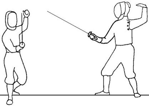 【劍擊教學】劍擊步法2大重點教學,讓你在劍擊比賽中發揮出更強大的威力