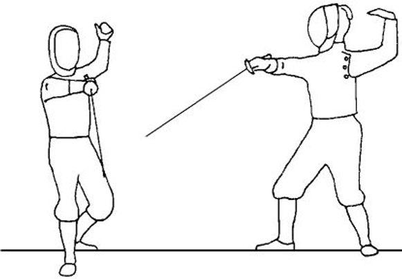 【劍擊技巧教學】什麼時候該使用什麼劍擊技巧?
