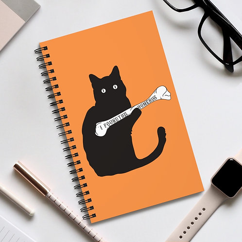 Humerus Cat Journal