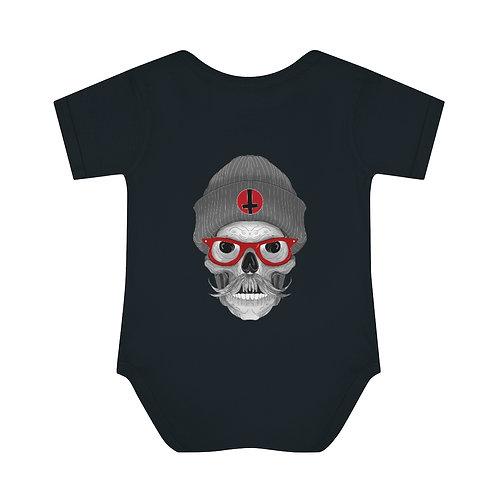 Numb Skull Baby Onesie