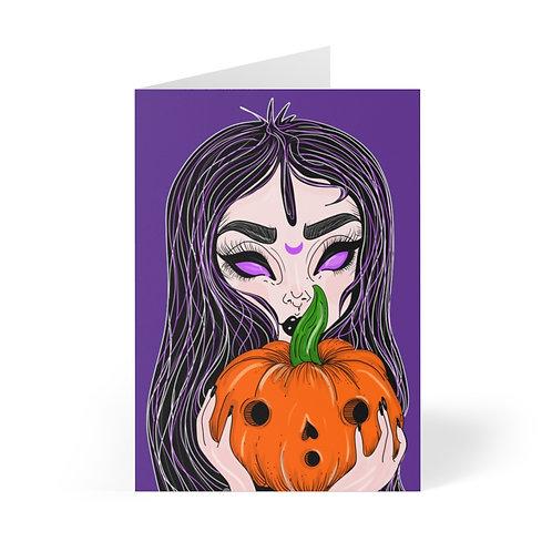 Happy Halloween Stationary