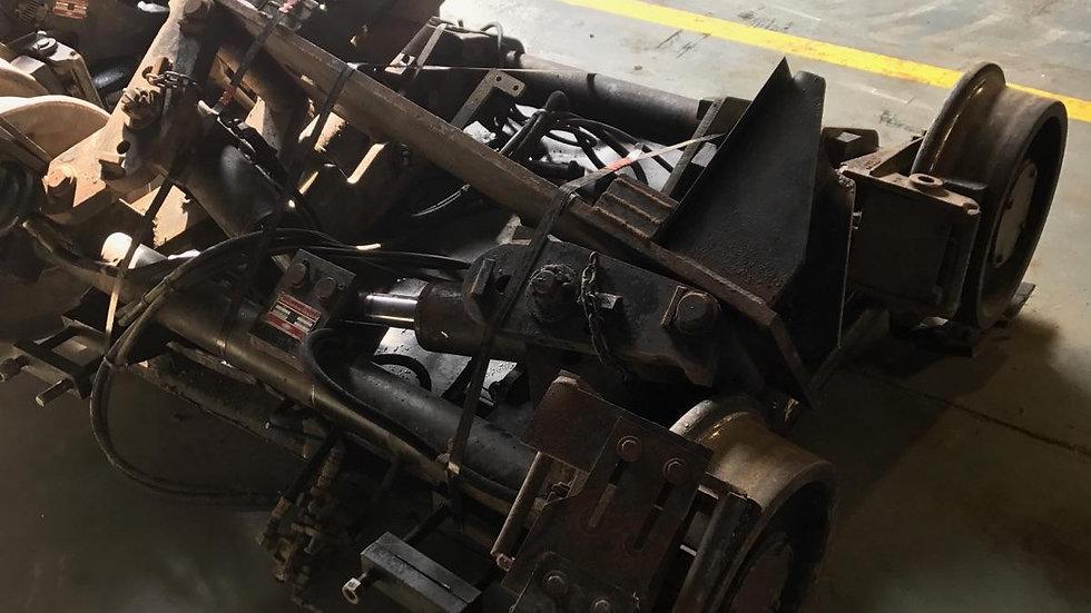 (1) Set of 16/30 DMF ( Diversified Metal Fabricators) Hi Rail Gear