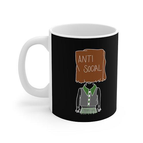 Anti Social Mug
