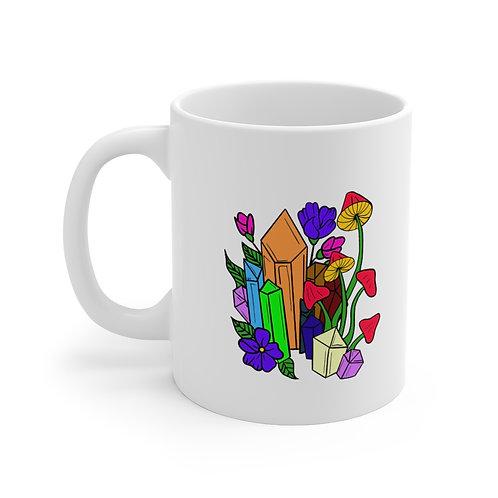 Choose Your Garden Mug