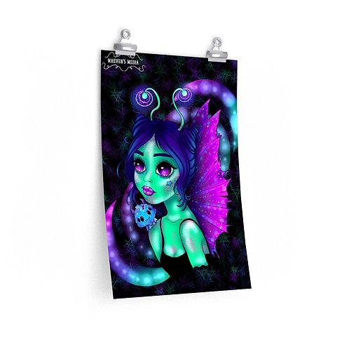 Nefarious Nebula Print