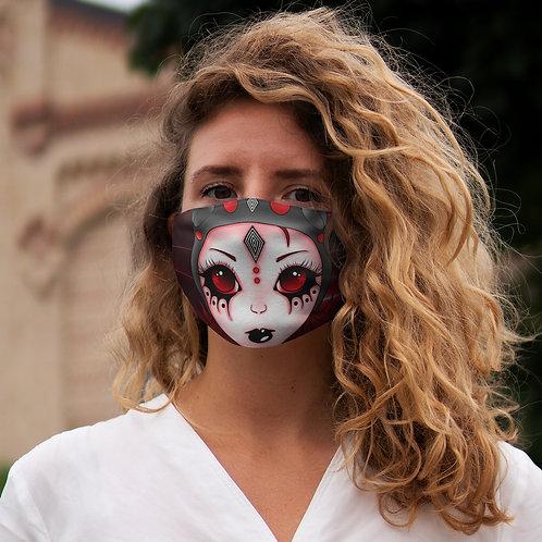 Radically Red Mask