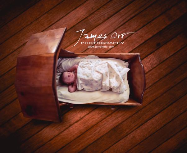 Newborn Emma June Orr
