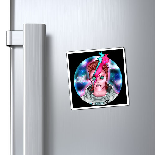 Space Oddity Magnet