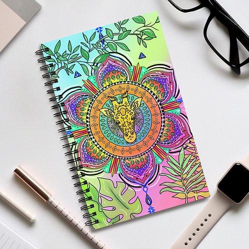 Jungle Giraffe Journal