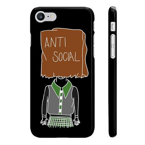 Anti Social Phone Case