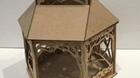 1:48 Scale Tangled Tree Gazebo Kit