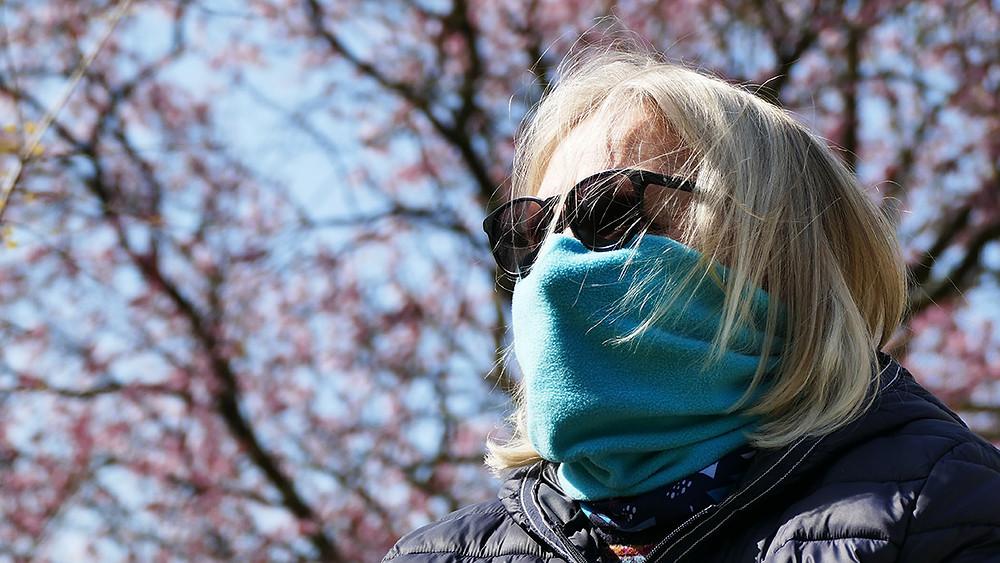 Mandatory Facial Coverings In Mendocino For Coronoavirus