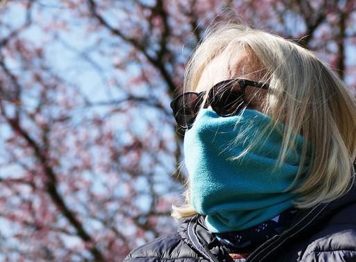 Mandatory Facial Coverings in Mendocino, May 1st