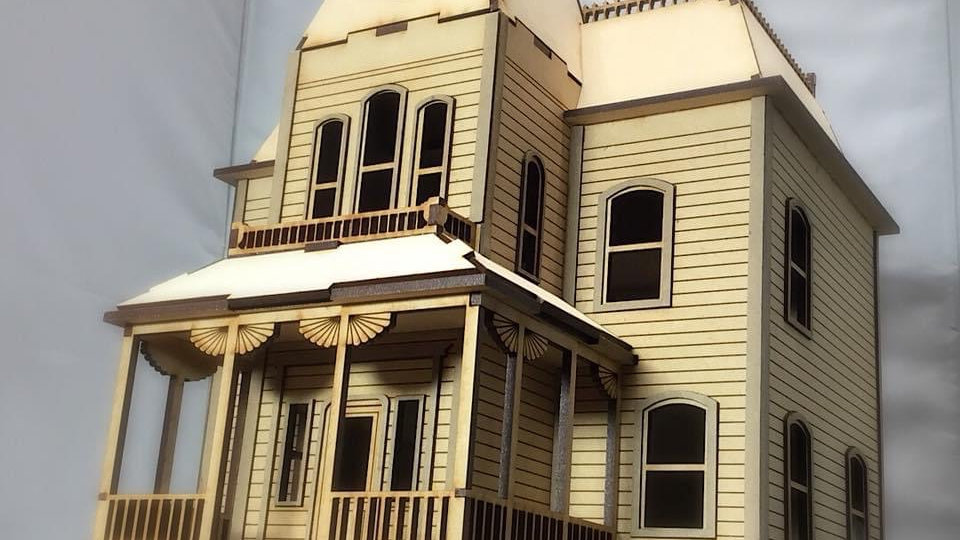 The Bates' House