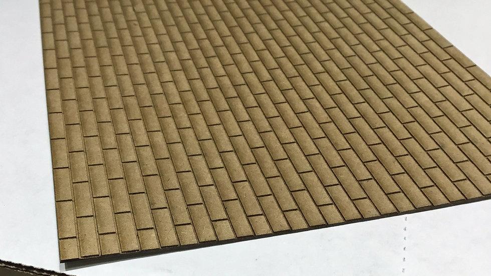 1:24 Brick Sheets