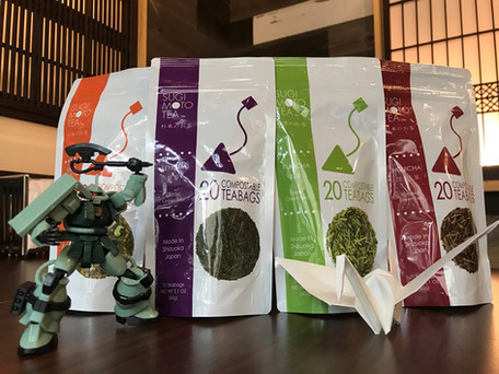 New Items, Japanese Tea, Arrived!