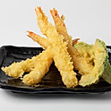 Shrimp & Avocado Tempura