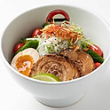 Ramen Salad with Pork Chashu