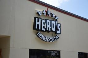 Hero's Sign
