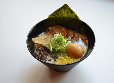 Our Tonkotsu Soup
