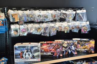 Mini Store Gundam