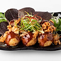 Kimchee Takoyaki