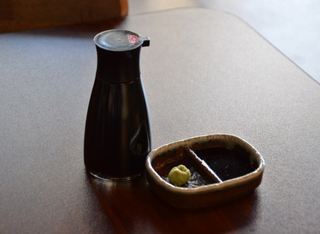 Hero's Special Soy Sauce for Sushi