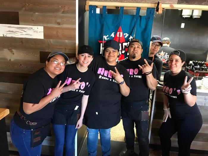 Hero's Employees