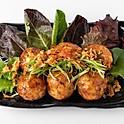 Onion Sauce Takoyaki