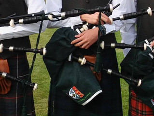 Senior Open Piping now full!
